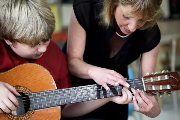 Negocios rentables - Profesor de música